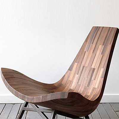 SOO Magic Menu wood chair